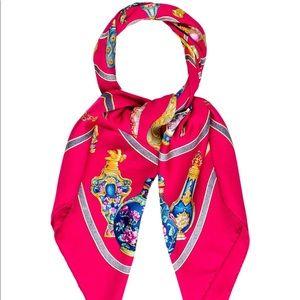 Hermes Qu'Importe Le Flacon scarf